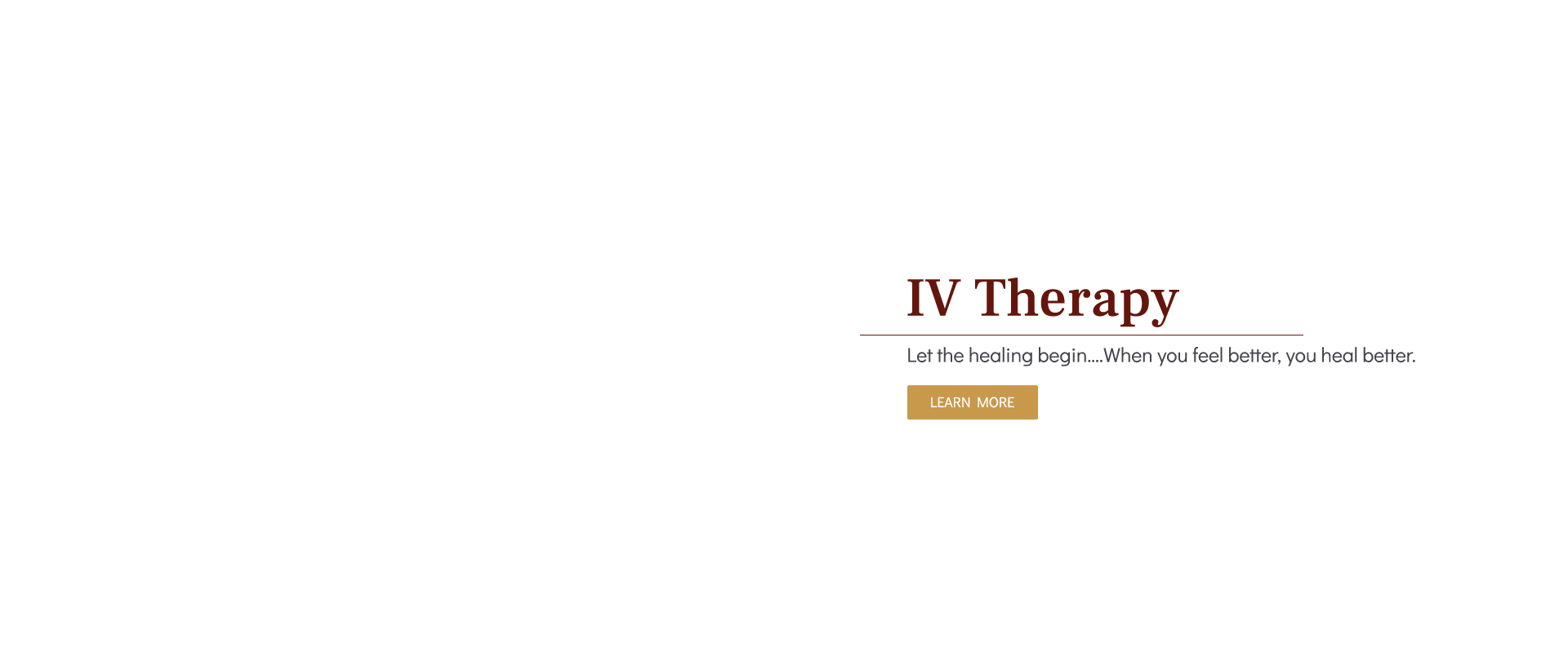 IV Therapy, Learn about IV Therapy and Peptide Therapy in Spokane