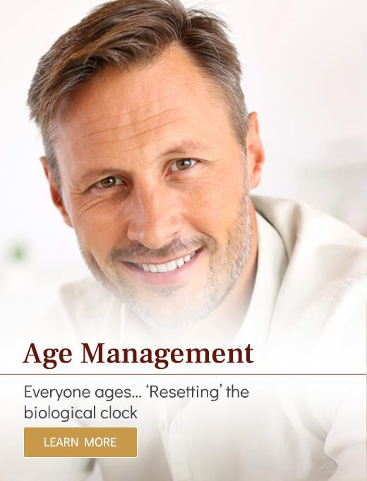 Age Management, What Is Age Management Medicine?